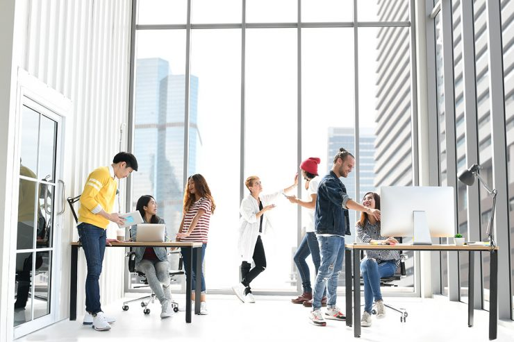 reasons of modern workplace failure