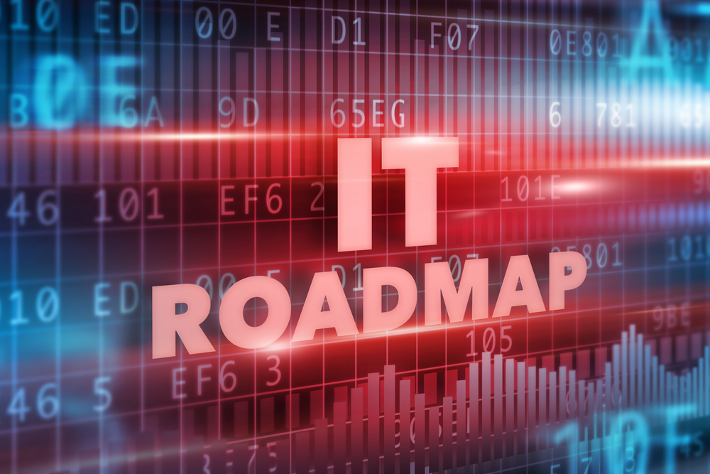 IT technology roadmap: how to develop, what is it